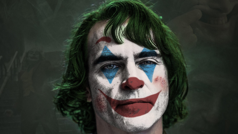 Joaquin Phoenix As The Joker Fond D Ecran Hd Arriere Plan