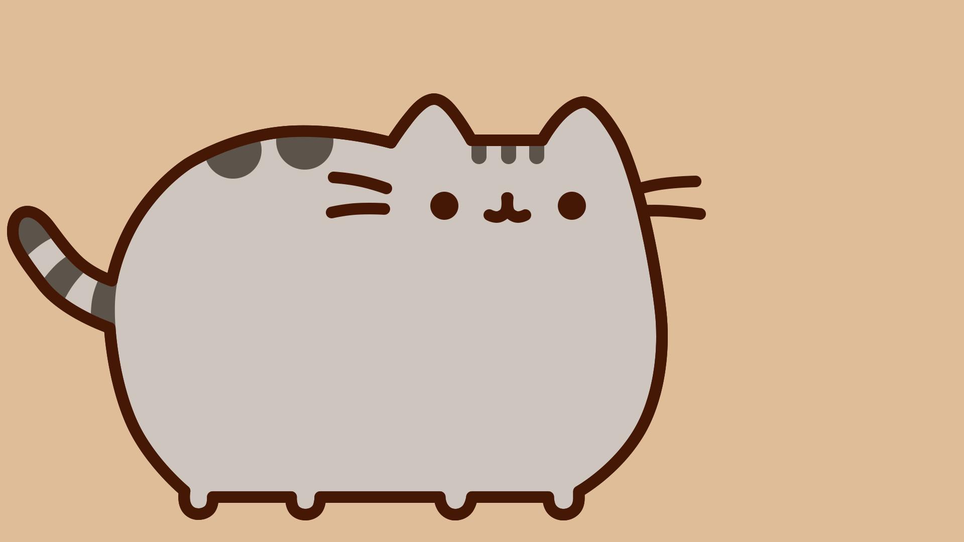 Pusheen The Cat Fondo De Pantalla Hd Fondo De Escritorio