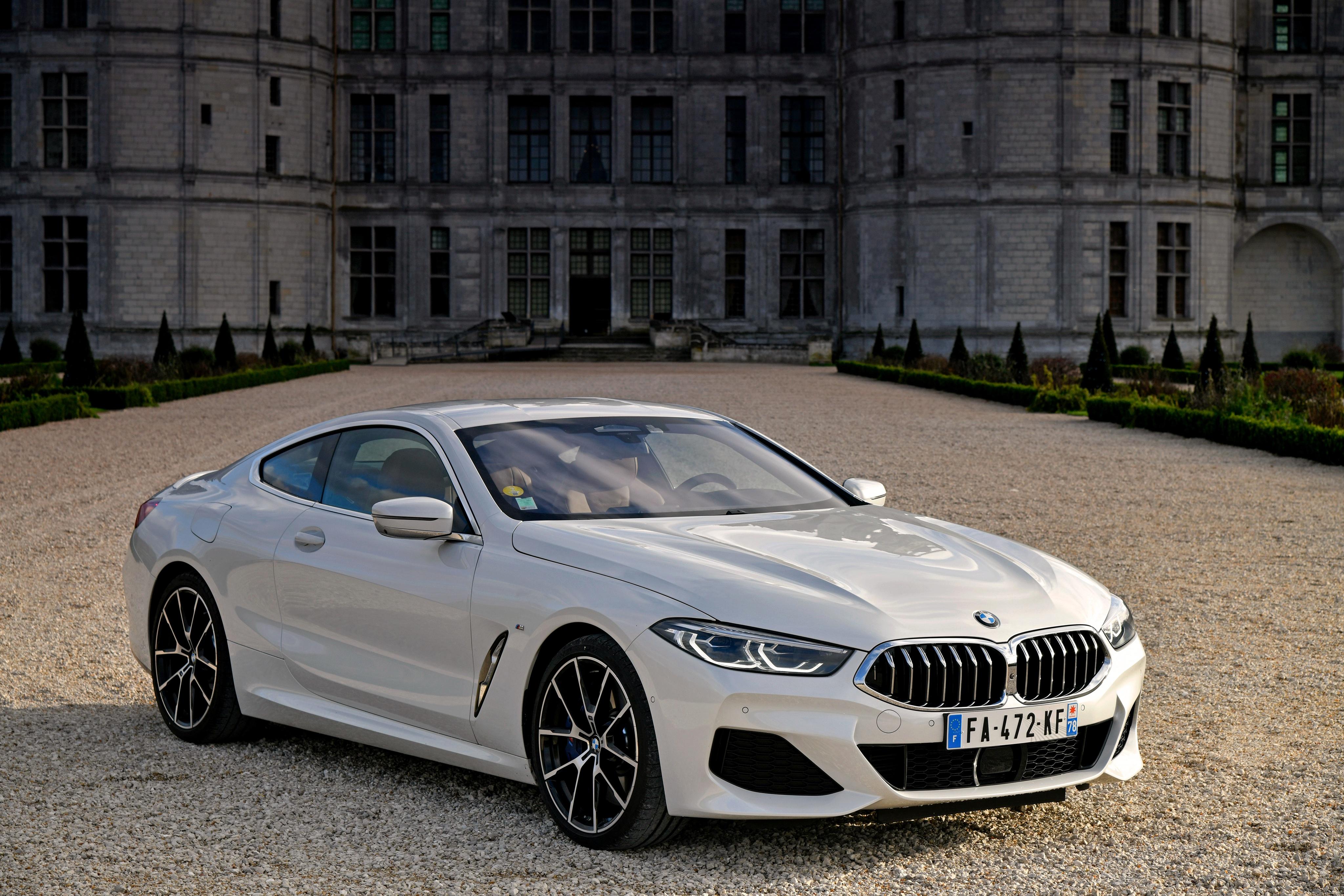 BMW 8 Series 4k Ultra HD Wallpaper   Background Image ...