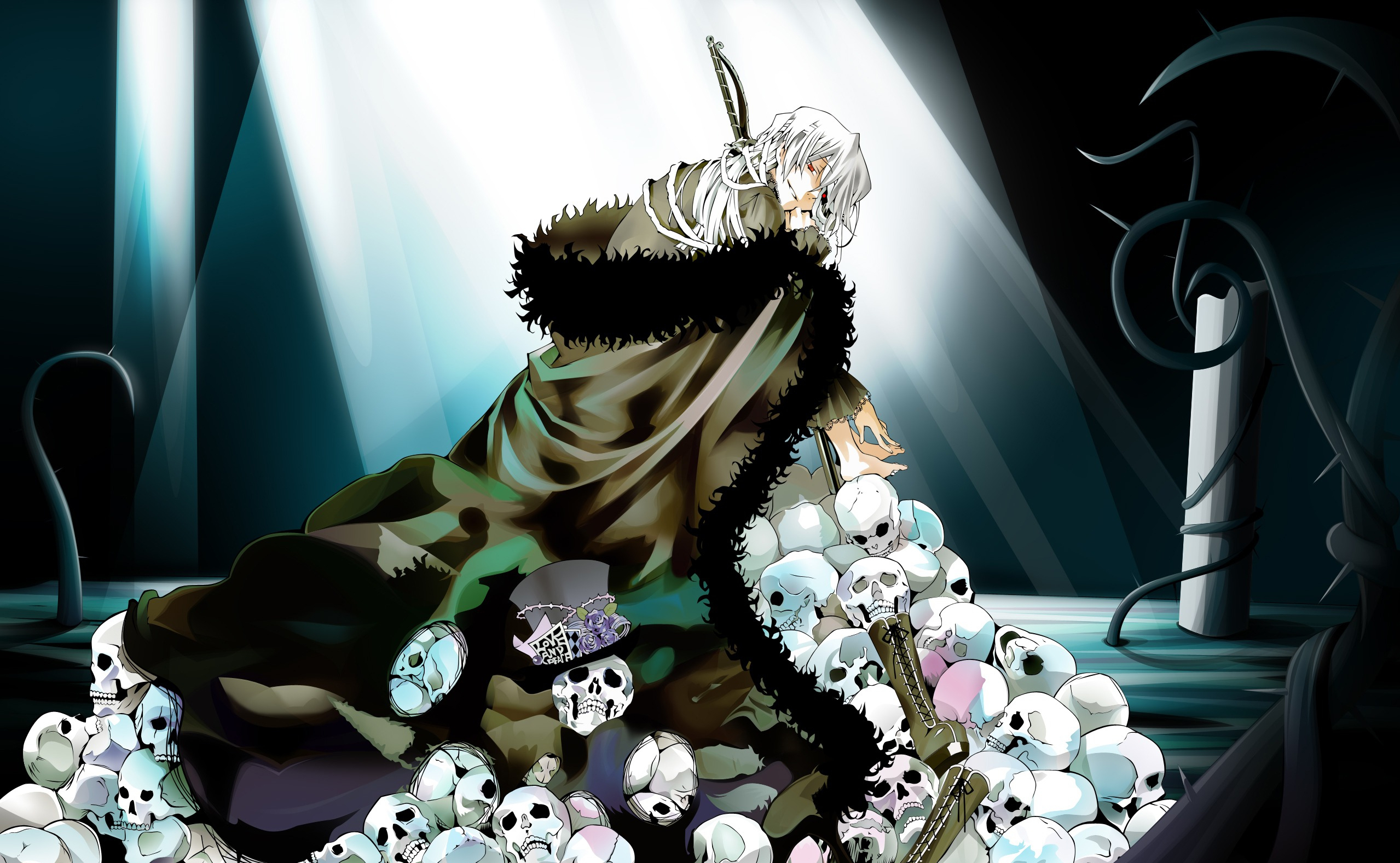 10 pandora hearts hd wallpapers background images