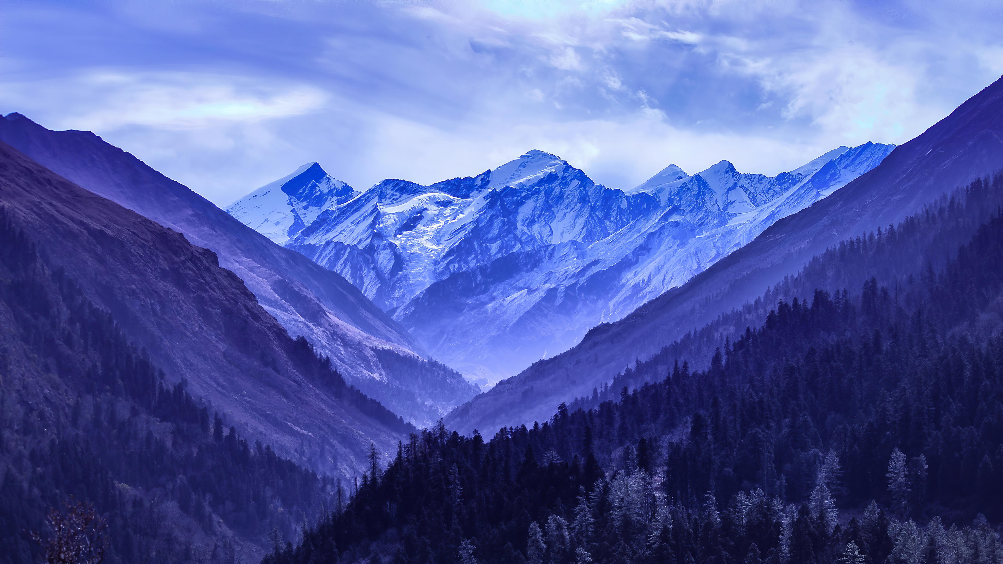 Mountain 4k Ultra Hd Wallpaper Background Image 3840x2160 Id