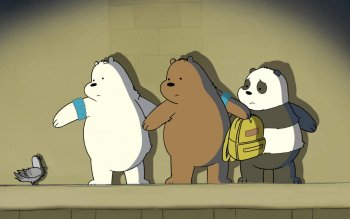 9 We Bare Bears Hd Wallpapers Background Images Wallpaper Abyss