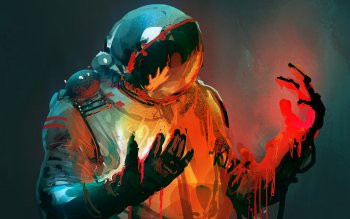 115 4k Ultra Hd Astronaut Wallpapers Background Images Wallpaper Abyss