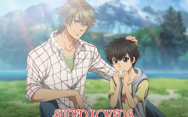 Anime Super Lovers Haru Kaidou Ren Kaidou Yaoi HD Wallpaper | Background Image