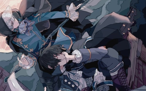 Anime Ensemble Stars Ritsu Sakuma Izumi Sena HD Wallpaper | Background Image