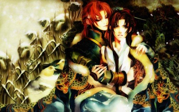 Anime Feng Yu Jin Tian Yaoi HD Wallpaper | Background Image