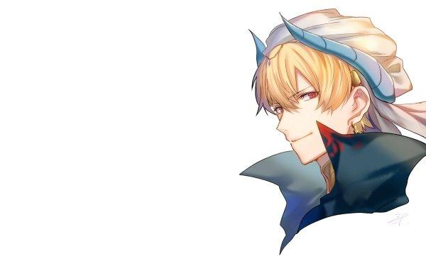 Anime Fate/Grand Order Fate Series Gilgamesh HD Wallpaper   Background Image