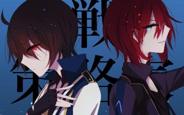Anime Ensemble Stars Ibara Saegusa Ritsu Sakuma HD Wallpaper | Background Image