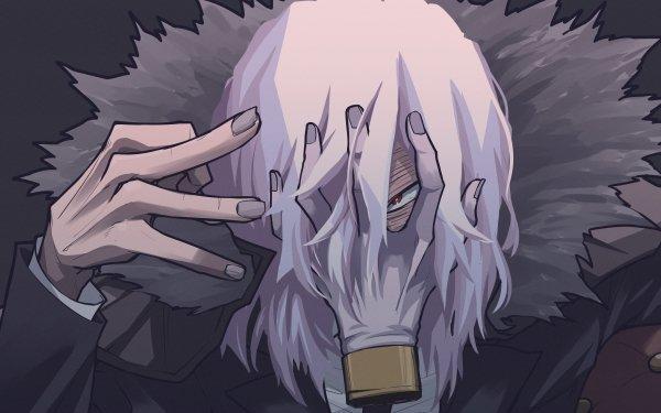 Anime My Hero Academia Tomura Shigaraki Tenko Shimura HD Wallpaper | Background Image