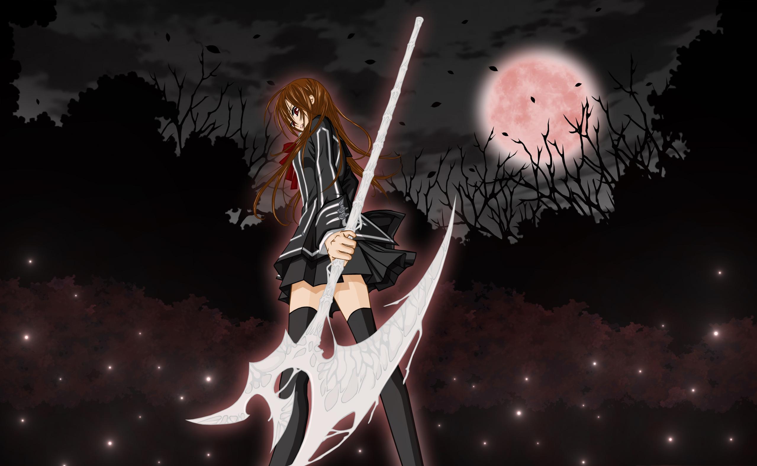 Vampire knight hd wallpaper background image 2558x1574 - Wallpaper vampire anime ...