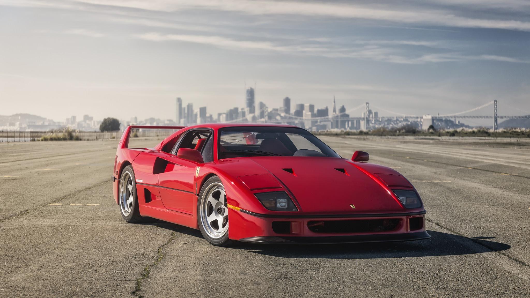 View Ferrari F40 Iphone Wallpaper  Images