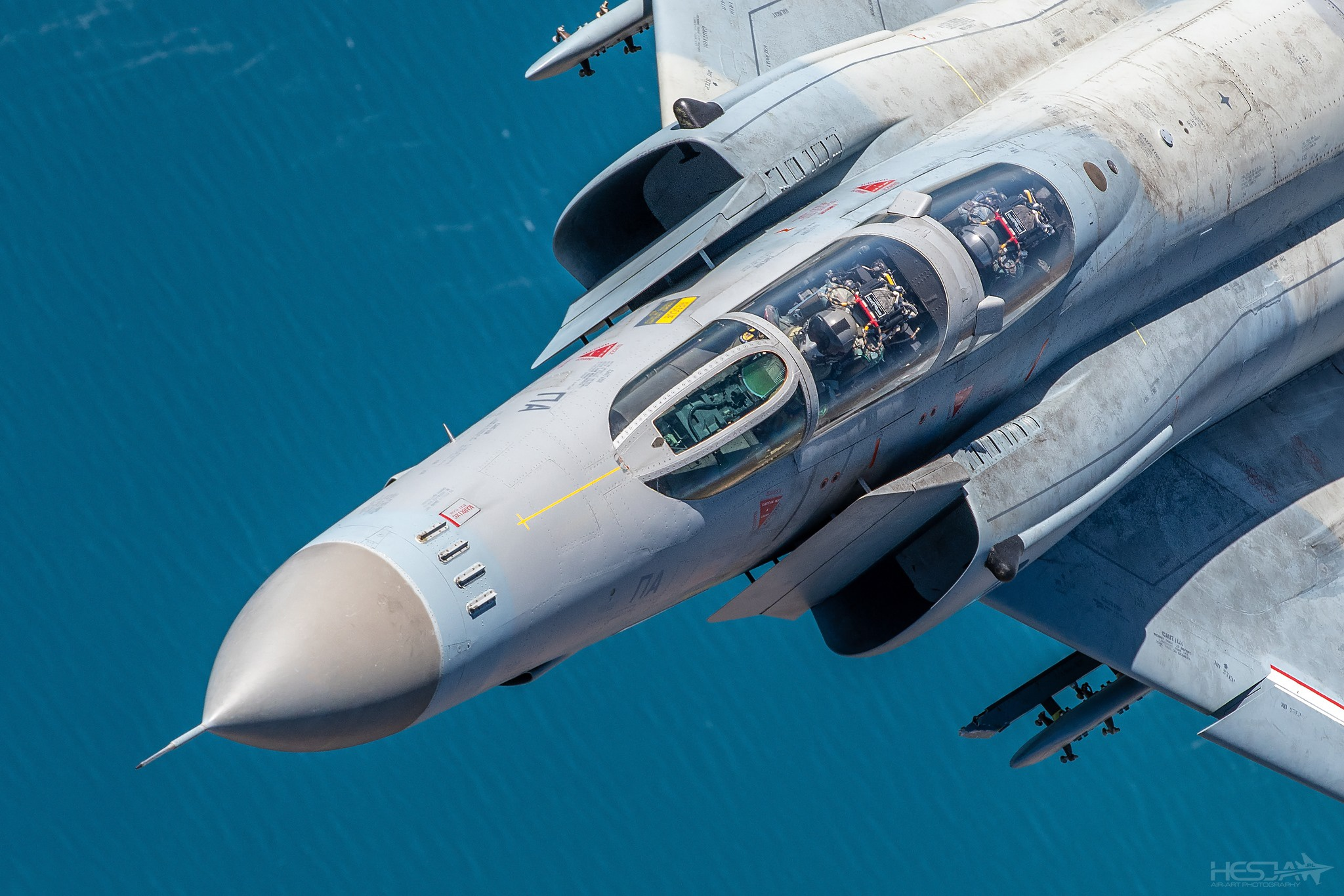 Обои phantom ii, истребитель. Авиация foto 19