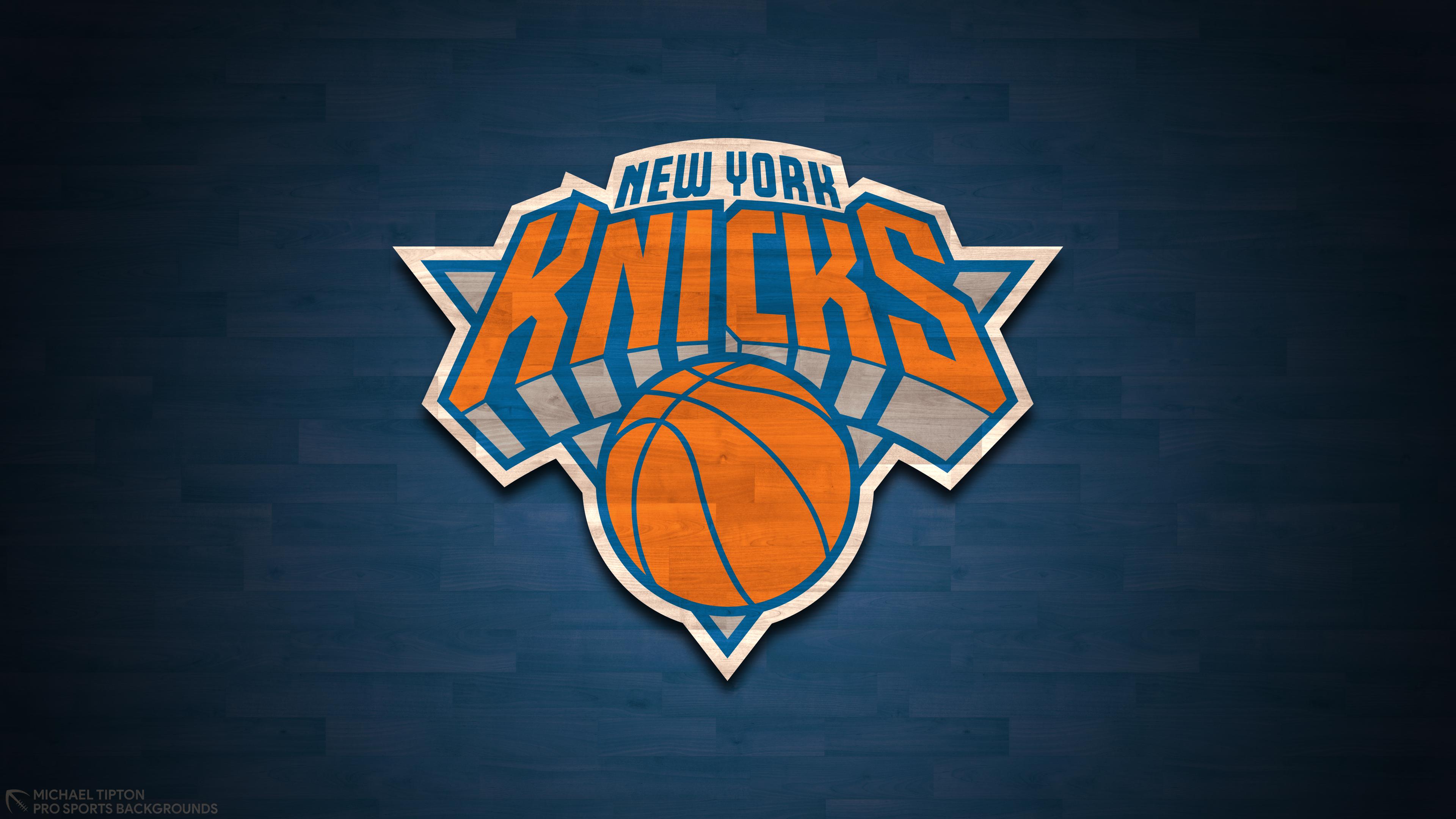 New York Knicks 4k Ultra Fondo de