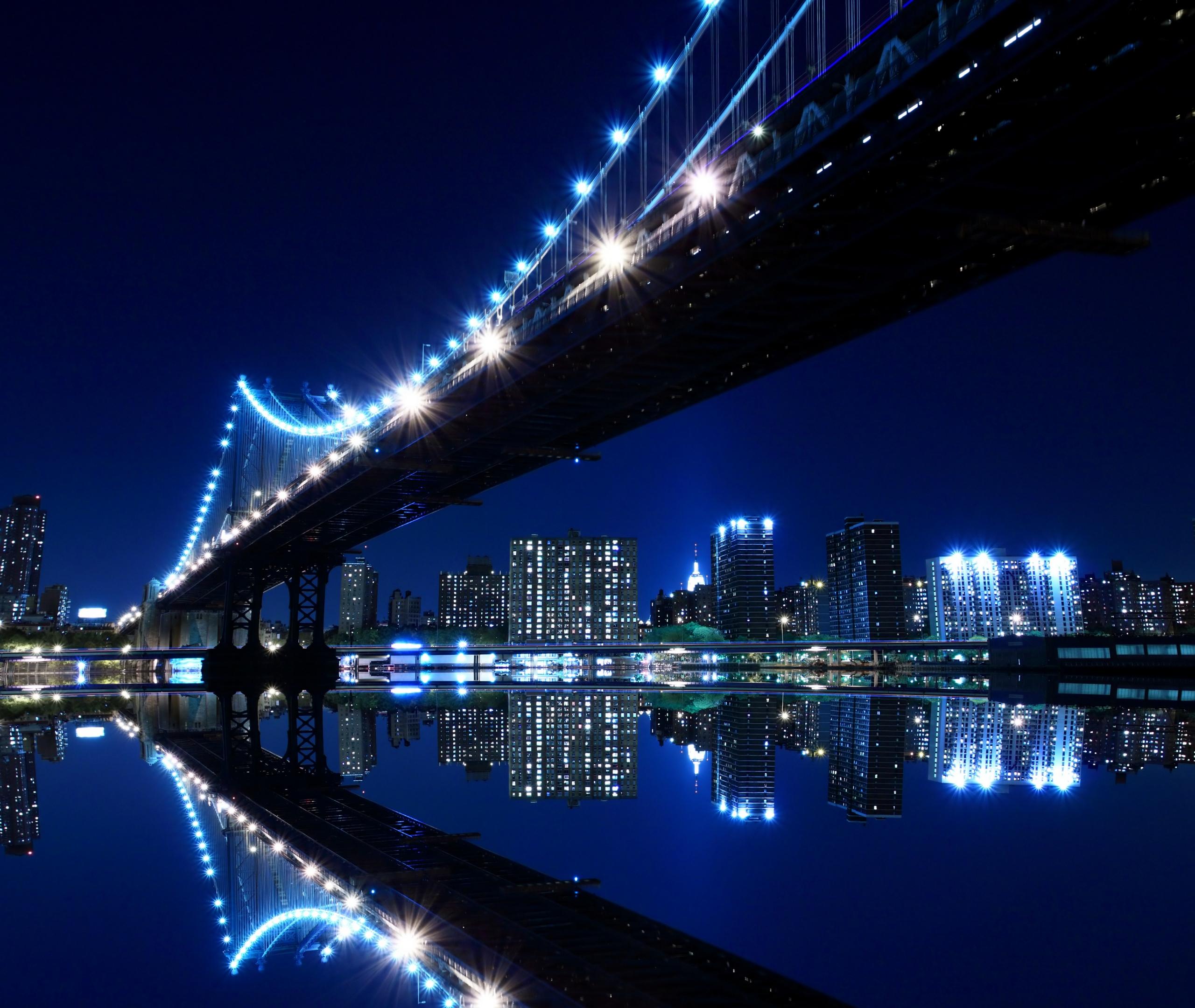 40 Manhattan Bridge HD Wallpapers