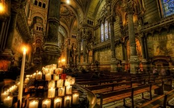 Religious - Cathedral Wallpapers and Backgrounds ID : 105001