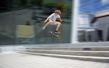 Sports - Skateboarding Wallpapers and Backgrounds ID : 105361