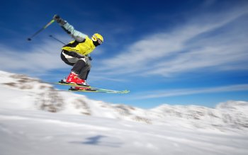 Deporte - Skiing Wallpapers and Backgrounds ID : 105501