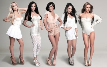 Music - The Saturdays Wallpapers and Backgrounds ID : 105733