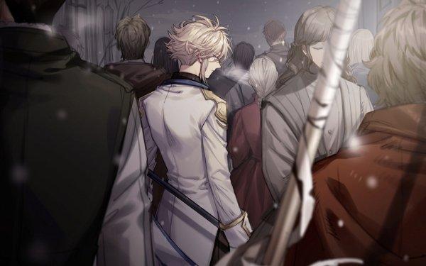 Anime Original People HD Wallpaper   Background Image