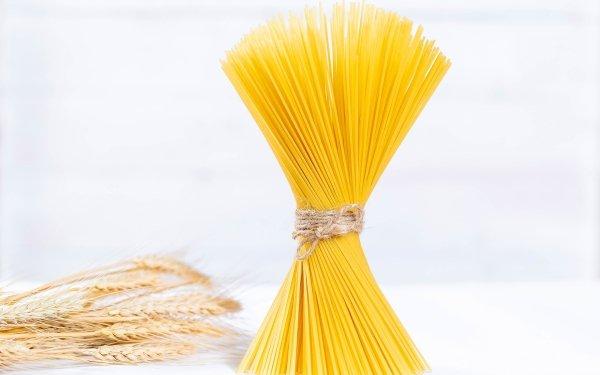 Food Pasta Spaghetti HD Wallpaper   Background Image