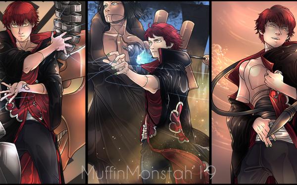 Anime Naruto Sasori HD Wallpaper | Background Image