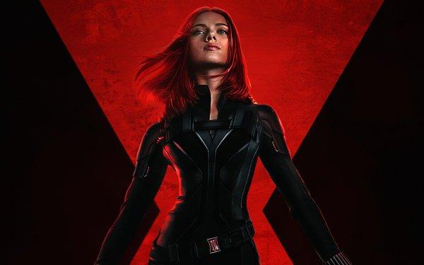 Movie Black Widow Scarlett Johansson HD Wallpaper | Background Image