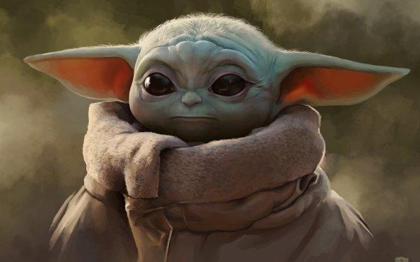 TV Show The Mandalorian Baby Yoda Star Wars HD Wallpaper   Background Image