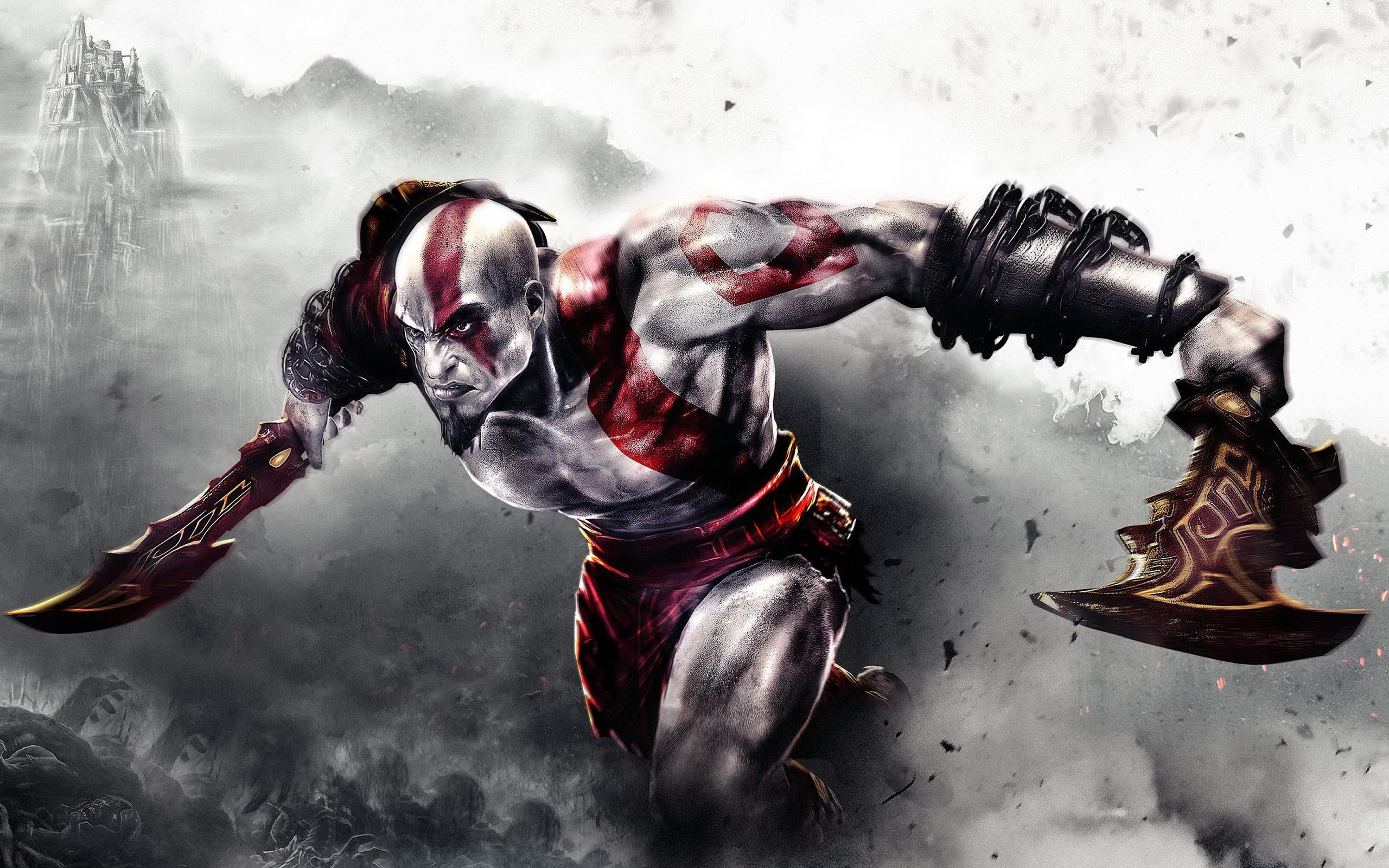 41 God Of War Hd Wallpapers Background Images Wallpaper Abyss
