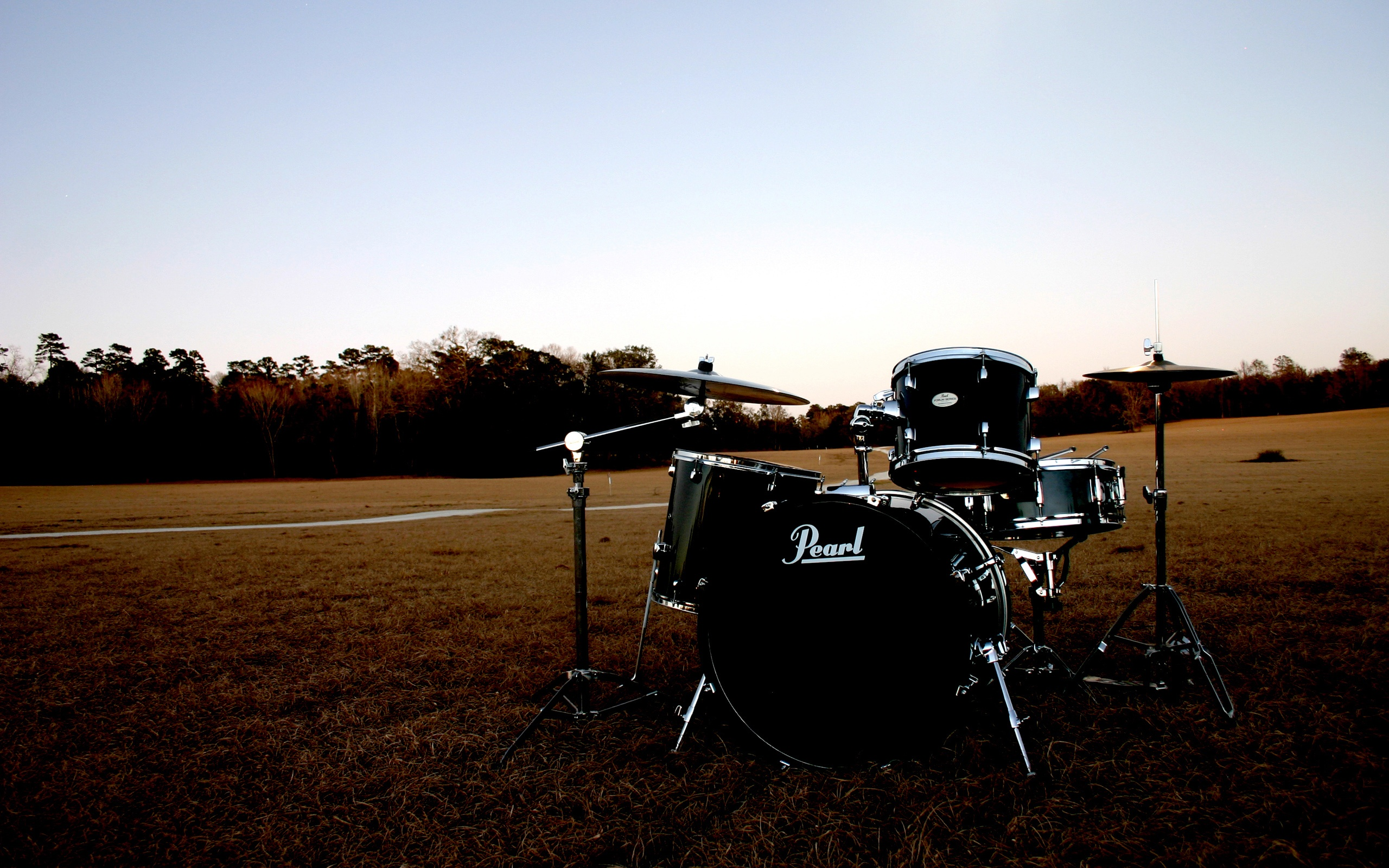Musik - Drums  Doog Bakgrund
