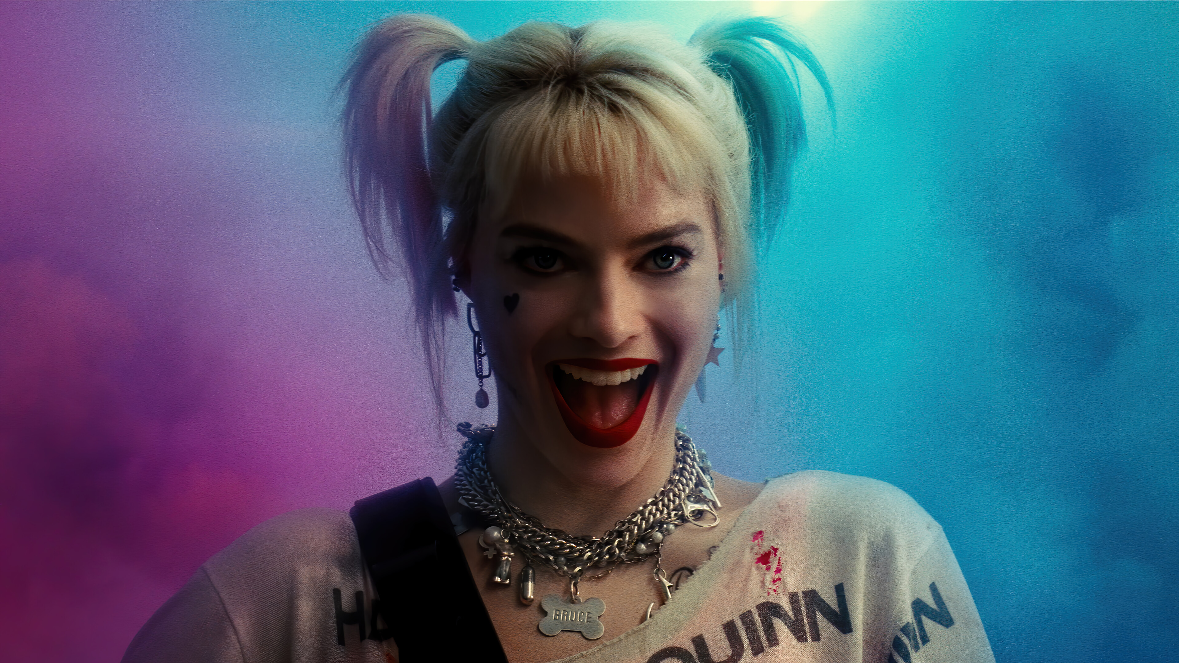 Birds Of Prey Harley Quinn 4k Ultra Hd Wallpaper Background Image 3840x2160 Id 1065110 Wallpaper Abyss