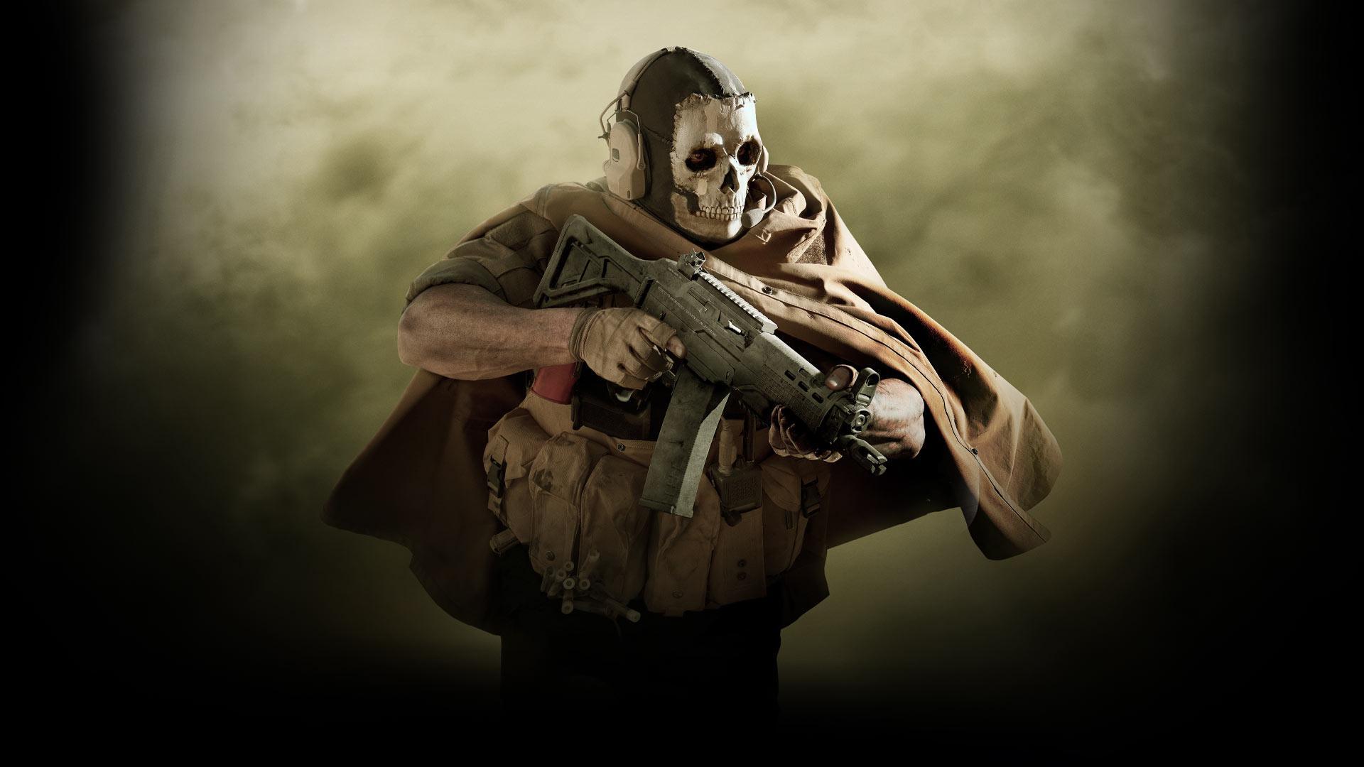 Call Of Duty Modern Warfare 2019 Ghost Hd Wallpaper