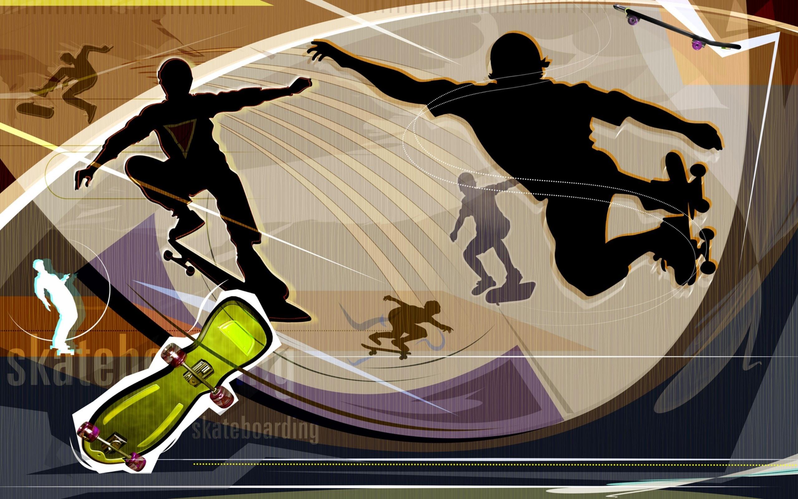 Skateboarding Full HD Wallpaper And Background Image