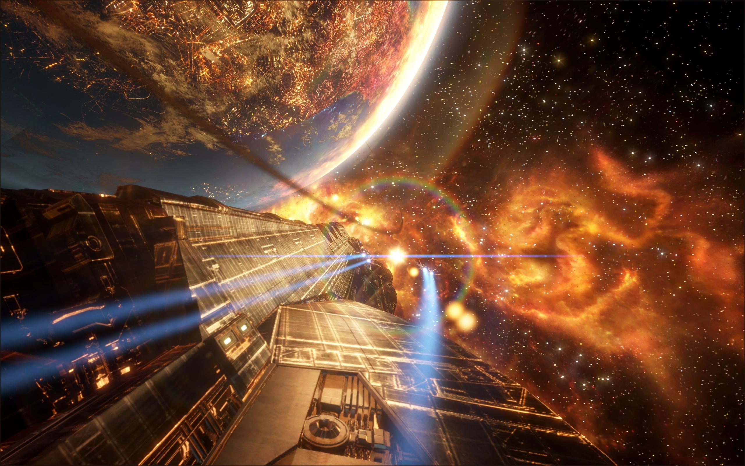 sci fi backgrounds - photo #49