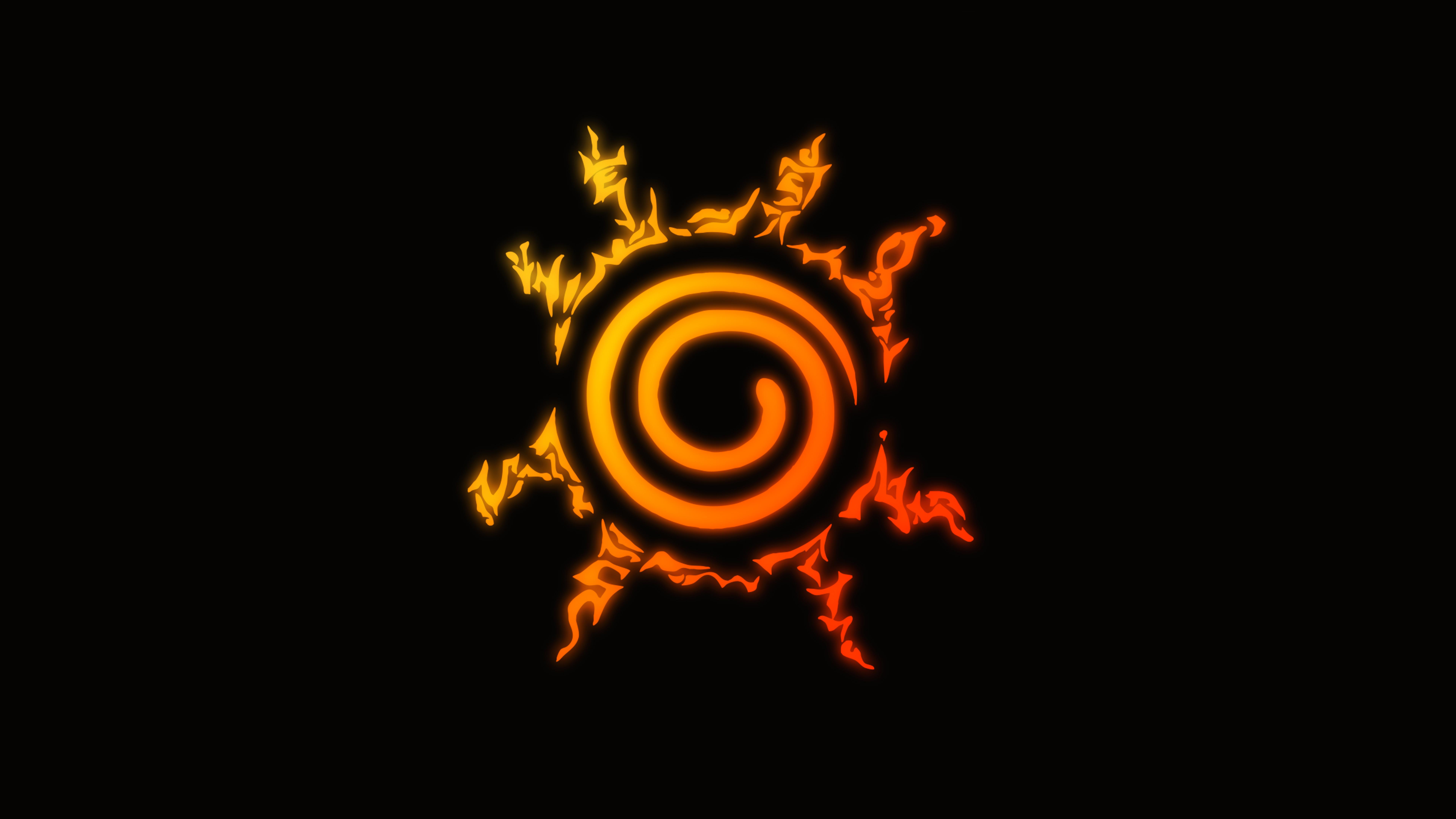 Naruto Seal Mark 8k-wallpaper 8k Ultra