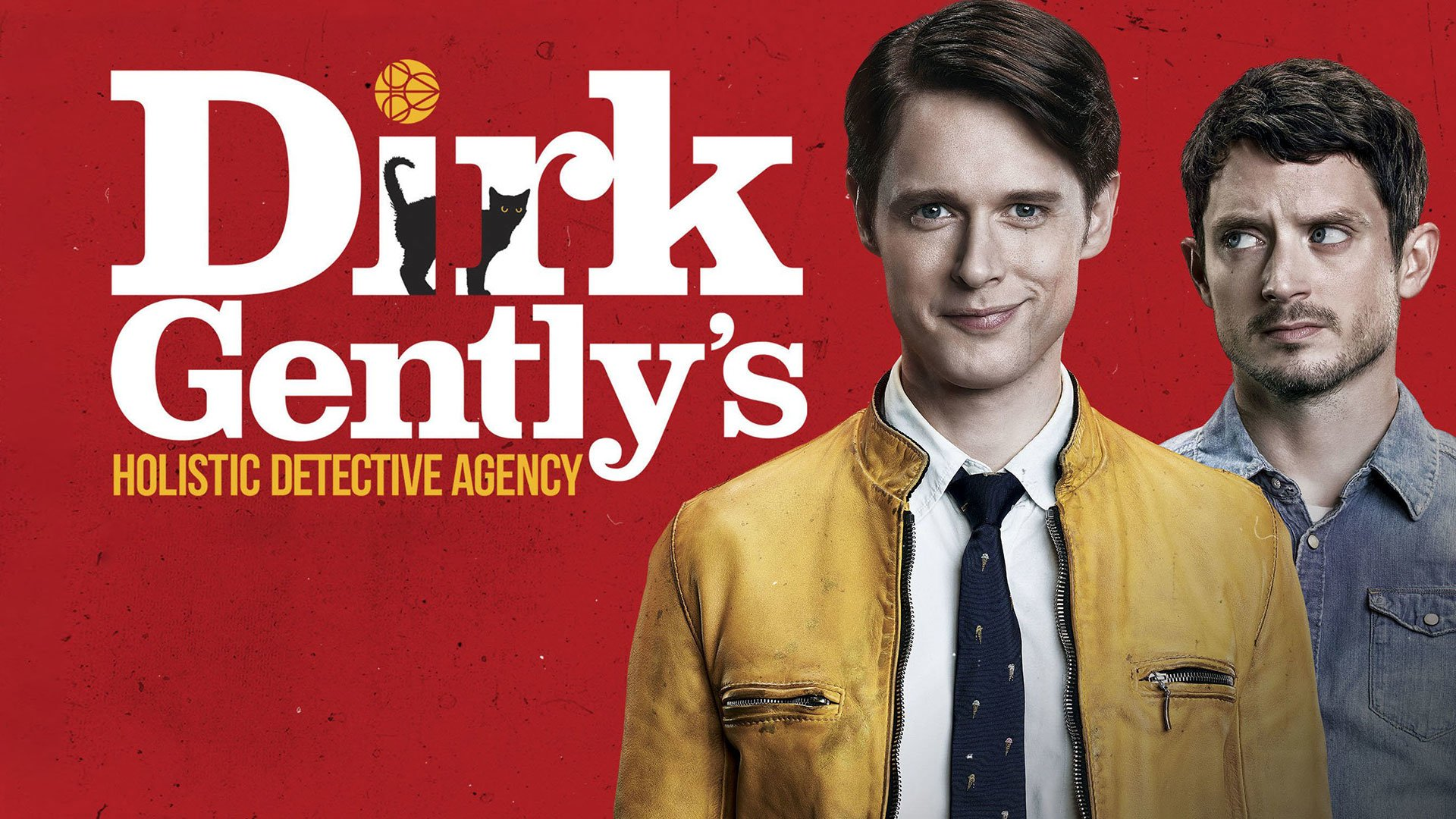 1 Dirk Gently S Holistic Detective Agency Hd Wallpapers