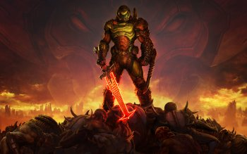 49 Doom Eternal Hd Wallpapers Background Images Wallpaper Abyss