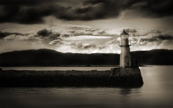 Man Made - Lighthouse Wallpapers and Backgrounds ID : 106401
