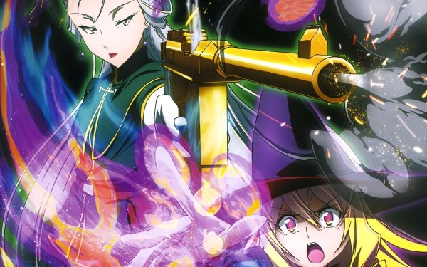 Anime GeGeGe no Kitaro Agnes Fondo de pantalla HD | Fondo de Escritorio