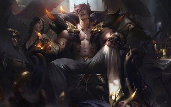 Video Game League Of Legends Sett HD Wallpaper   Background Image