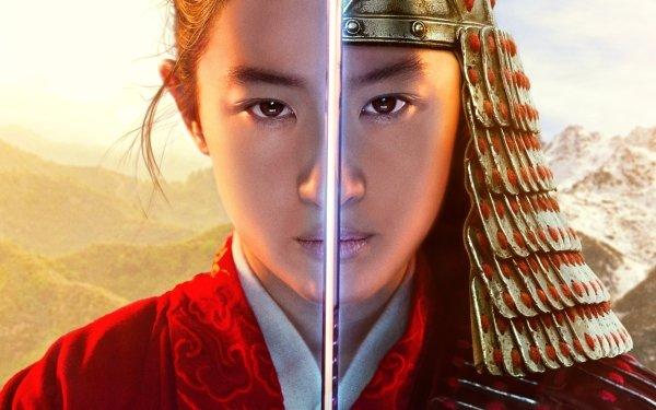 Movie Mulan (2020) Mulan Liu Yifei Chinese Actress Hua Mulan HD Wallpaper | Background Image