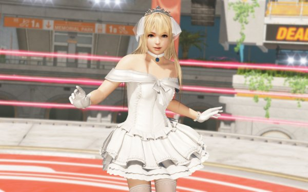 Video Game Dead or Alive 6 Marie Rose HD Wallpaper | Background Image