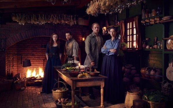 TV Show Outlander HD Wallpaper | Background Image