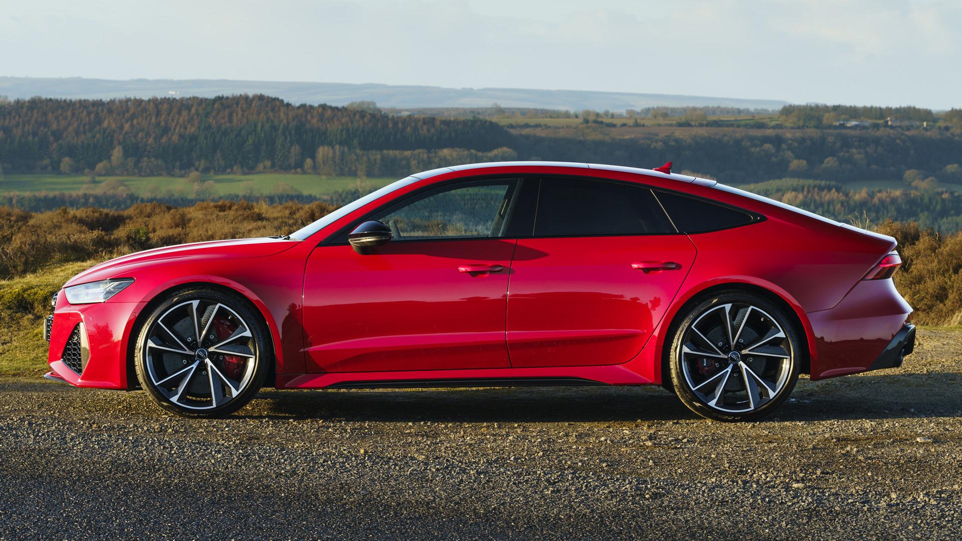 2020 Audi Rs7 Sportback Papel De Parede Hd Plano De Fundo 1920x1080 Id 1070843 Wallpaper Abyss