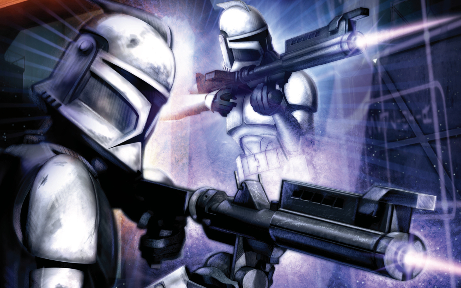 Star Wars The Clone Wars Wallpaper: Star Wars HD Wallpaper