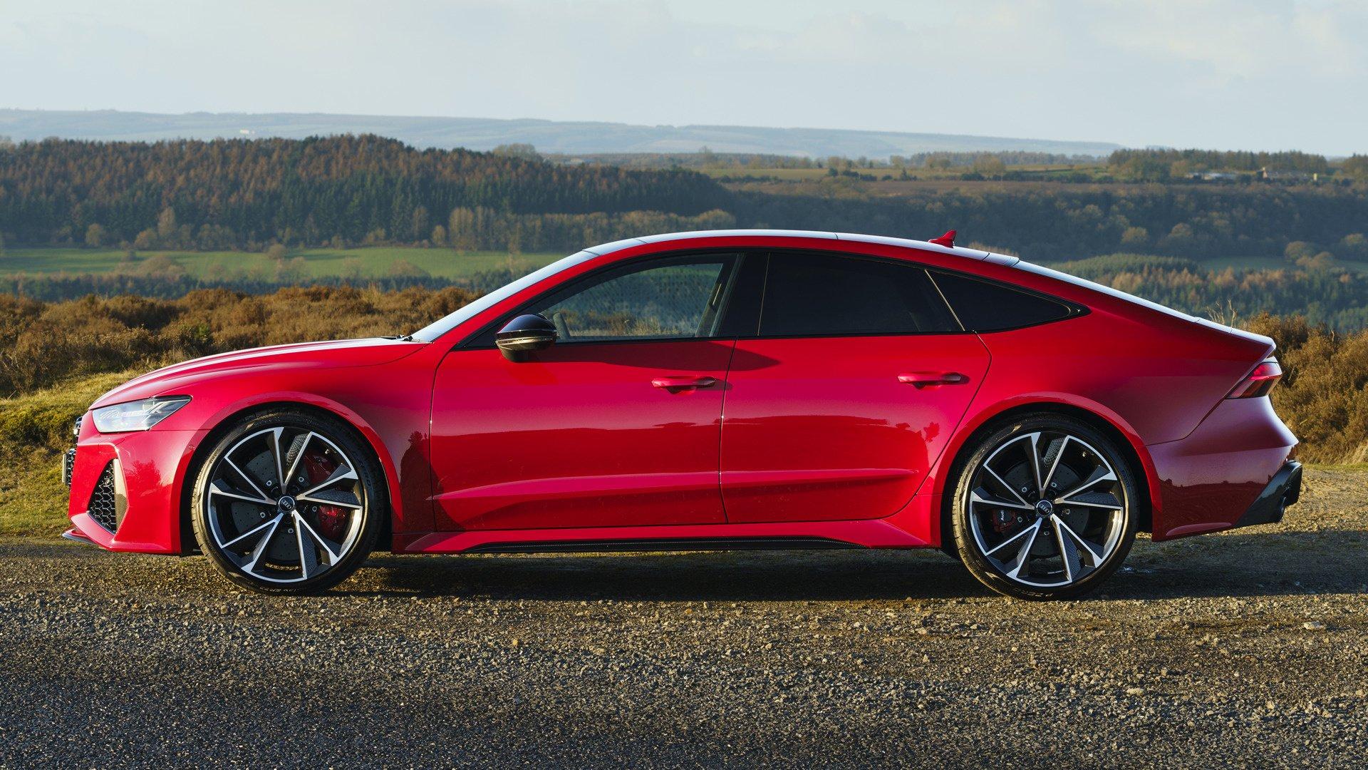 2020 Audi Rs7 Sportback Fond D Ecran Hd Arriere Plan 1920x1080 Id 1070843 Wallpaper Abyss