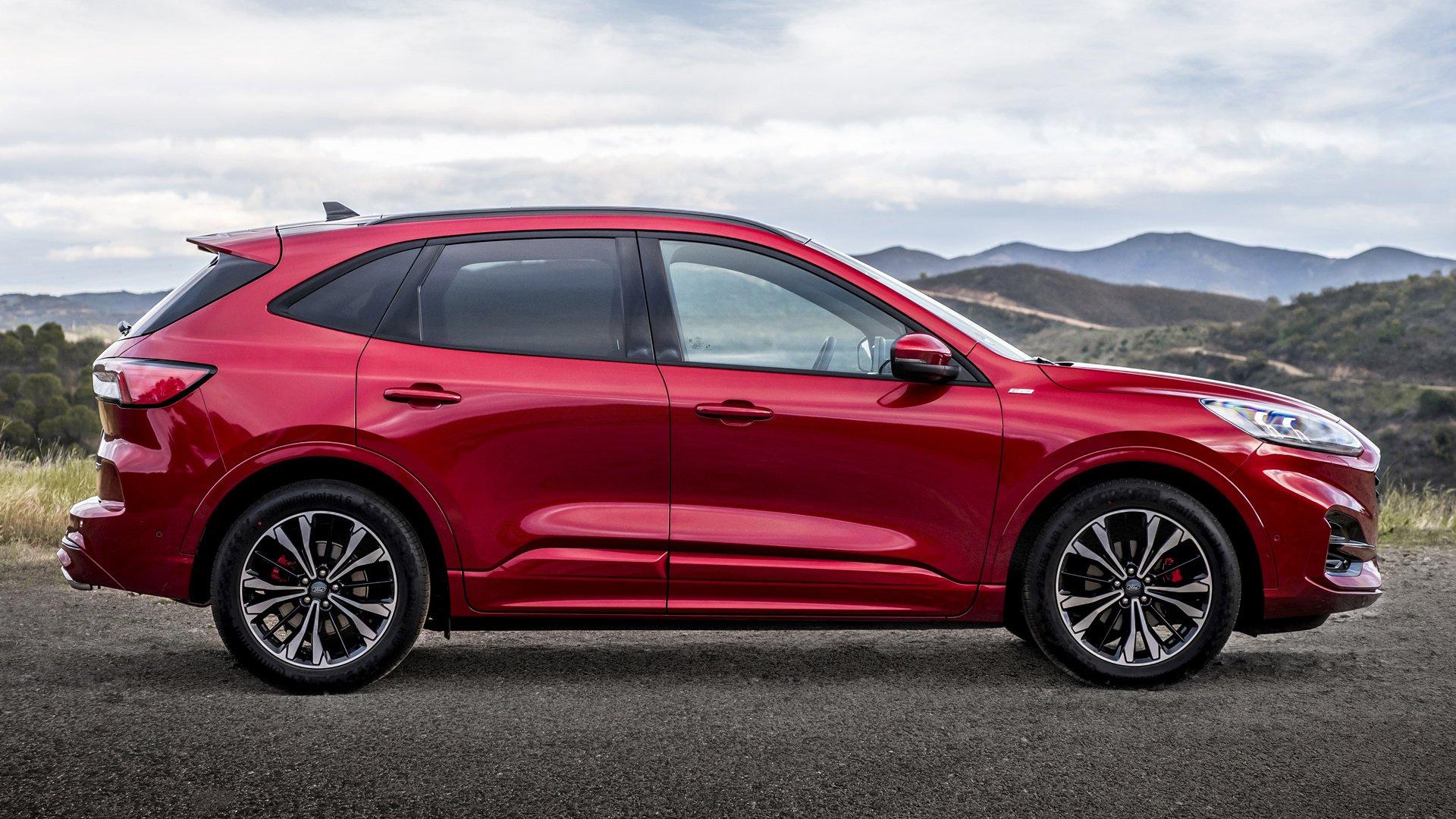 Ford Kuga Hybrid Anhängelast : Ford Kuga Plugin-Hybrid ...