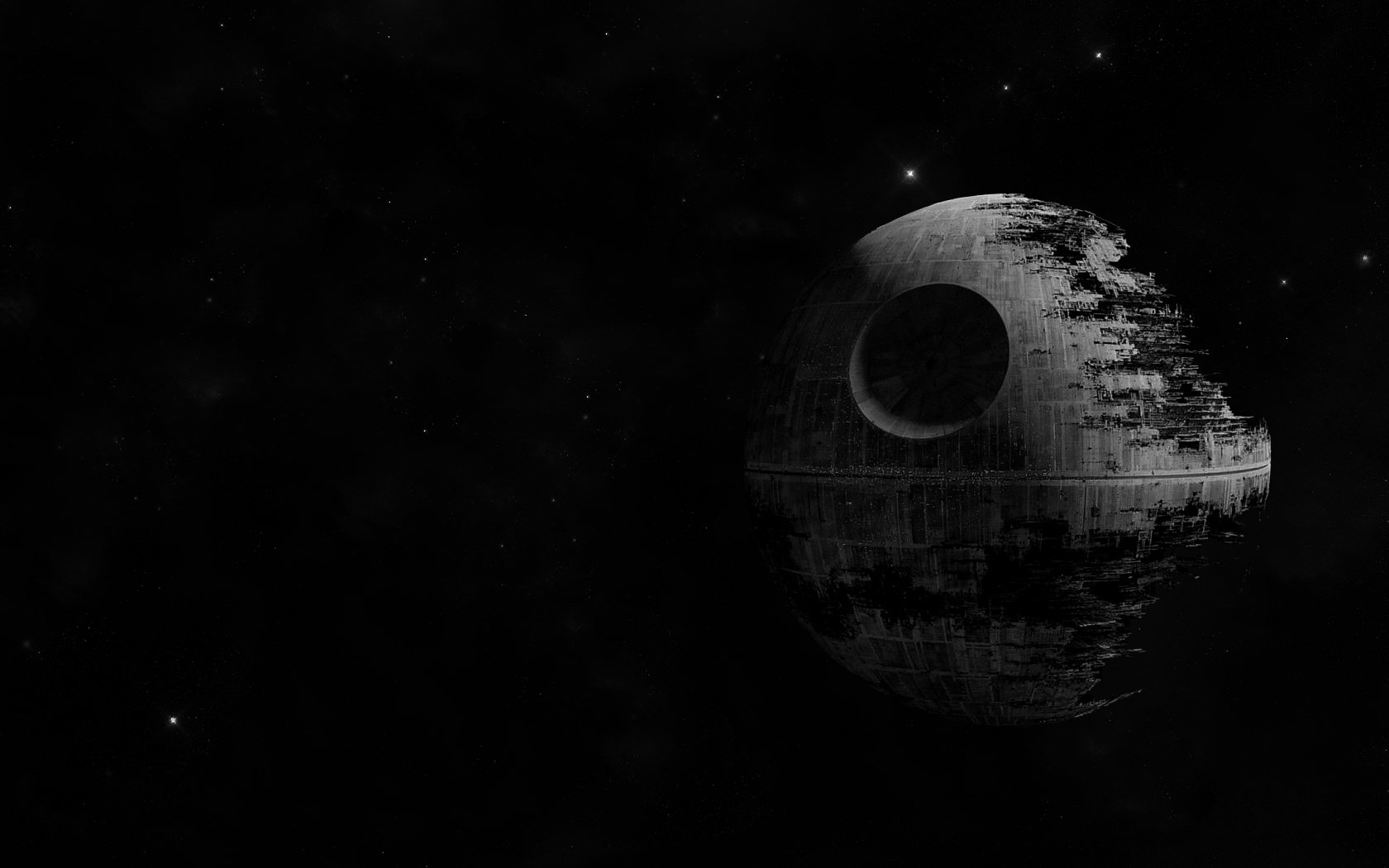 Sci Fi - Star Wars  Movie Weapon Death Star Wallpaper