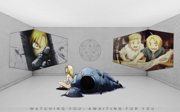 Anime - Fullmetal Alchemist Wallpapers and Backgrounds ID : 107023