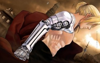 Anime - Fullmetal Alchemist Wallpapers and Backgrounds ID : 107093