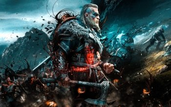 58 Assassin S Creed Valhalla Hd Wallpapers Background Images Wallpaper Abyss